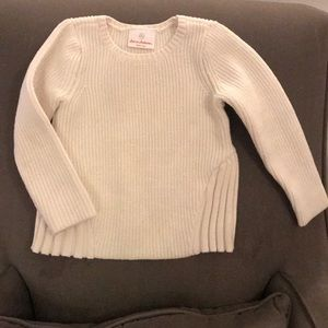 Hanna Anderson Ivory Sweater